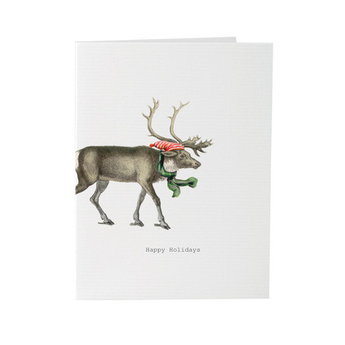 Happy Holidays - Card