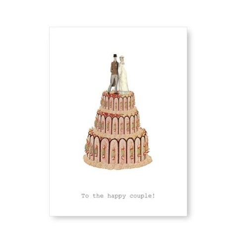 To The Happy Couple - Card