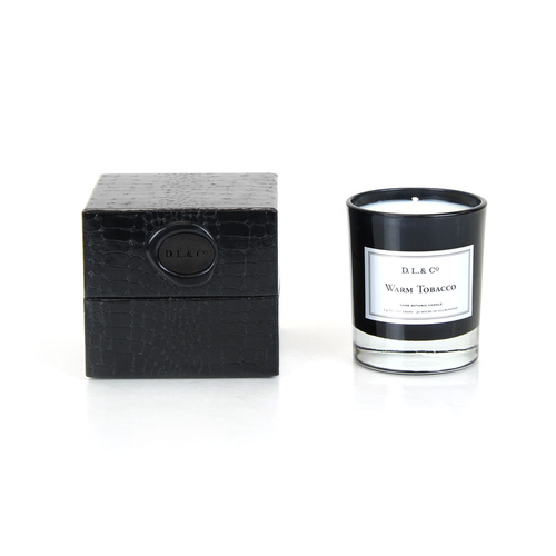 Warm Tobacco - L'Homme Candle