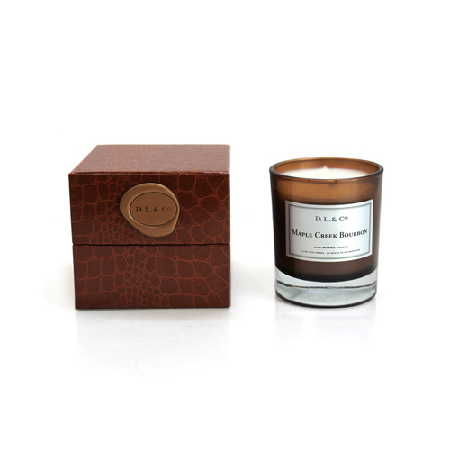 Maple Creek Bourbon - L'Homme  Candle