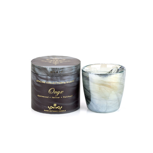 Opaline Collection - Onyx Candle