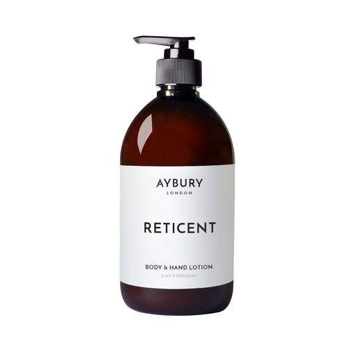 Reticent - Hand & Body Lotion
