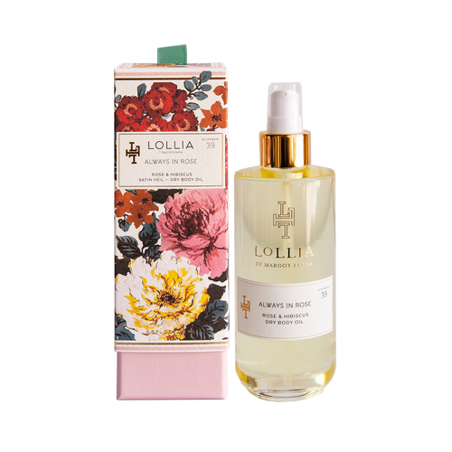 Always in Rose - Dry Body Oil