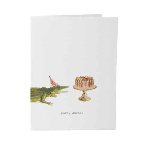Party Animal - Card