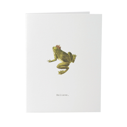 Believe - Card
