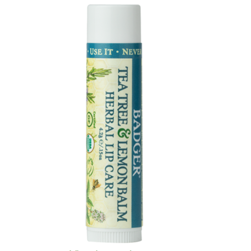 Tea Tree & Lemon - Lip Balm