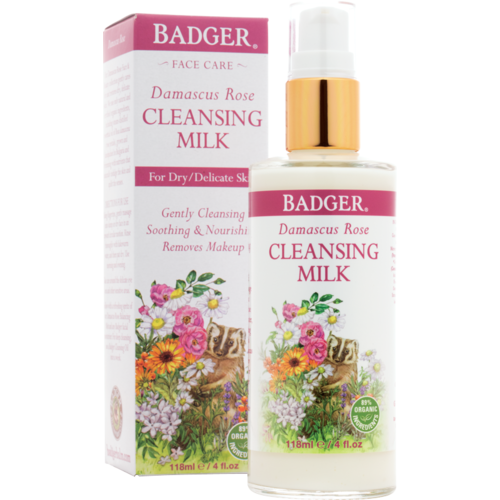 Damascus Rose - Cleansing Milk