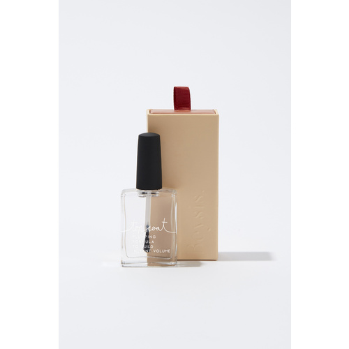 Top Coat - Boxed Nail Polish