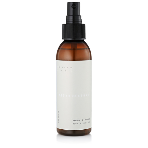 Awaken - Mandarin & Peppermint, Room & Body Mist