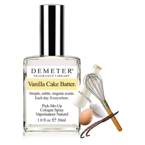 Vanilla Cake Batter - Cologne Spray