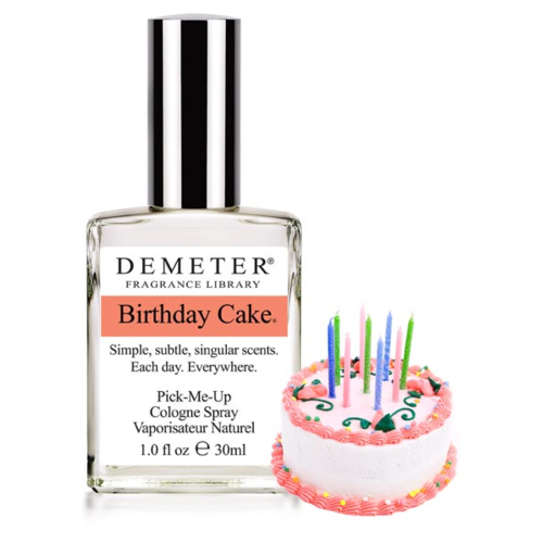 Birthday Cake - Cologne Spray