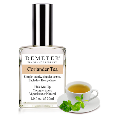 Coriander Tea - Cologne Spray