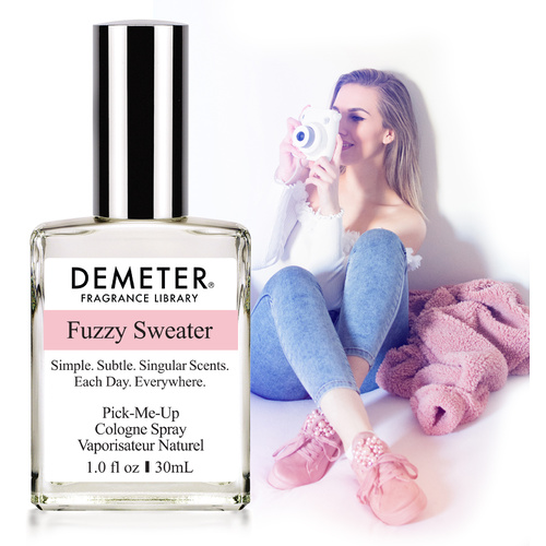 Fuzzy Sweater - Cologne Spray