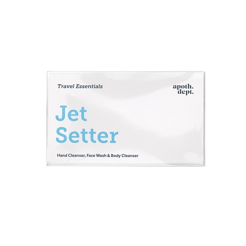 Jet Setter Travel Essentials