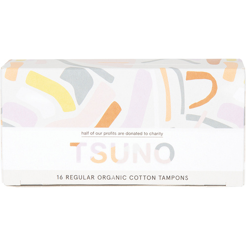 Tampons - Organic Cotton, Regular