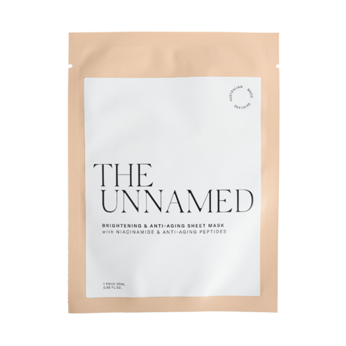 Brightening & Anti-Aging - Sheet Mask