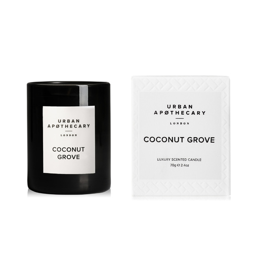 Coconut Grove - Mini Boxed Candle