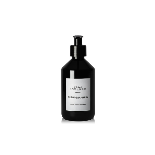 Oudh Geranium - Luxury Hand & Body Wash